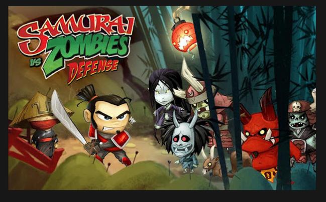 SvsZ Samurai vs Zombies Defense боевая аркада для Android. Регистрация. R